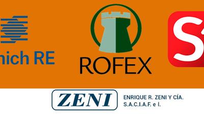 Índices de sequía e inundación en ROFEX